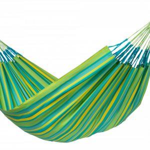 Družinska zunanja viseča mreža BRISA Lime