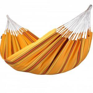 Dvojna viseča mreža CURRAMBERA Apricot