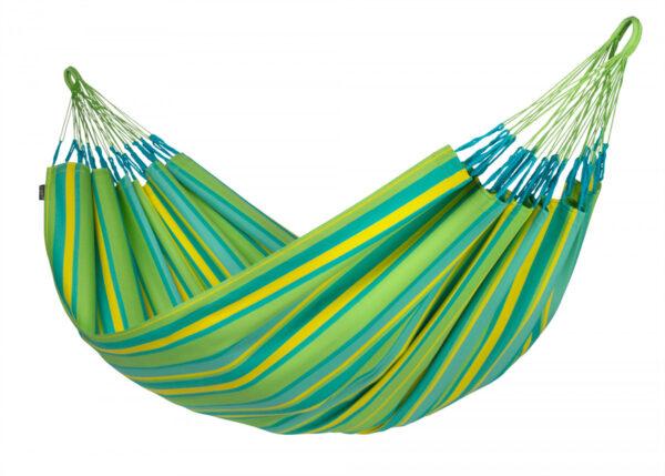Dvojna zunanja viseča mreža BRISA Lime