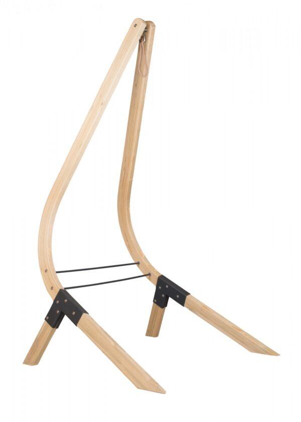Leseno stojalo za viseči stol VELA Caramel