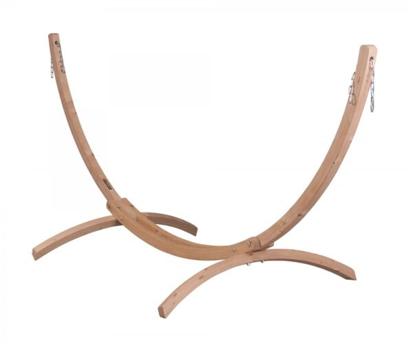 Leseno stojalo za visečo mrežo CANOA Caramel