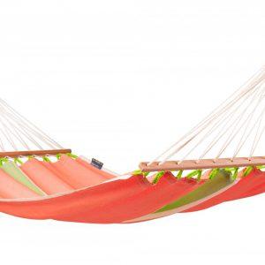Zunanja viseča mreža z robnimi palicami FRUTA Mango