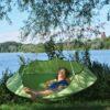 Viseči šotor Lullio CACOON Leaf Green6