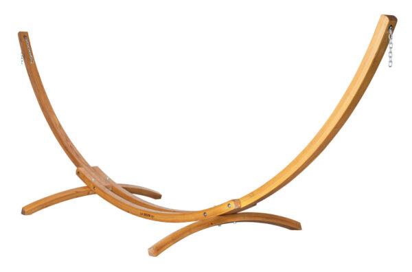 Leseno stojalo za družinsko visečo mrežo ELIPSO Nature