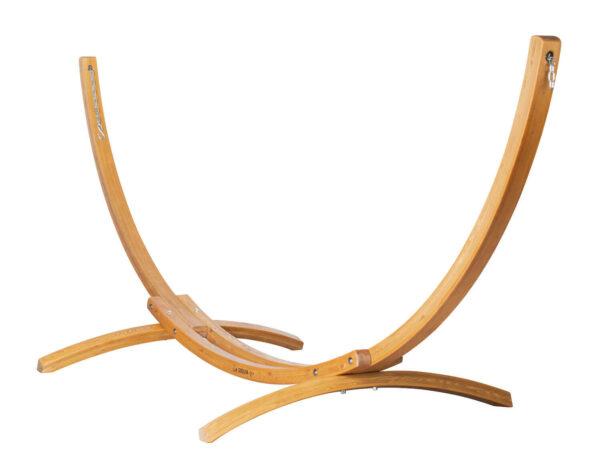 Leseno stojalo za dvojno visečo mrežo ELIPSO Nature